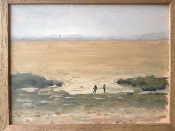 Two fishermen, Black Nore