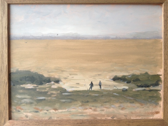 Two fishermen, Black Nore