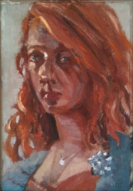 Camilla Oil Sketch 1hr30