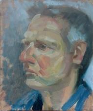 Richard Oil Sketch 1hr30