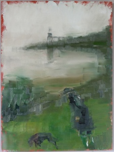 Have We Enjoyed Ourselves Enough Yet, 10 x 12 inches (ING Discerning Eye and RWA Open selected, Clevedon Selector's choice).