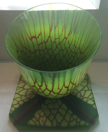Glasswork by Karen Liiley