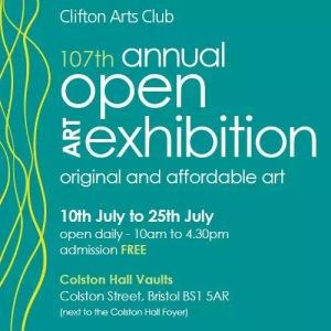 Clifton Arts Club Open 2015