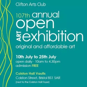 Clifton Arts Club Open 2015