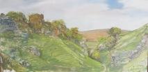 Castleton Castle, 24x12