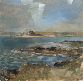 Hailstones St Michael's Mount by Ian Price