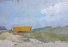Lifeguard Lookout, Porthcawl by Ian Price
